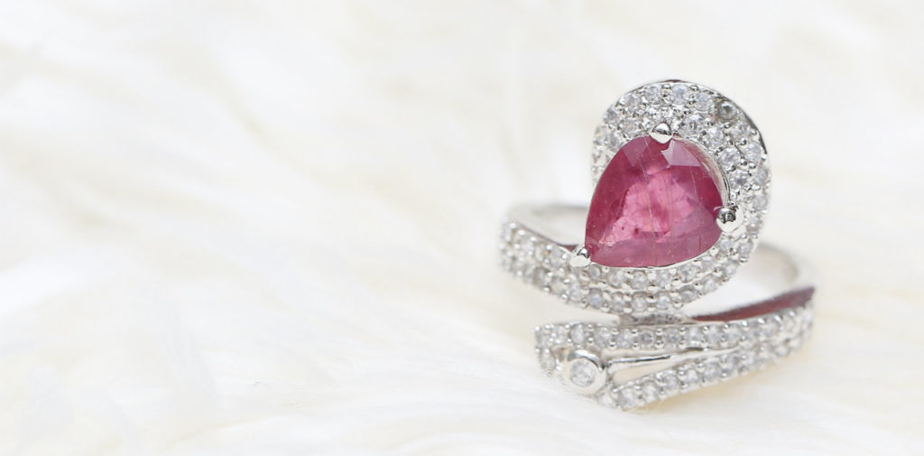 cocktail ring anello